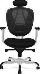 Offices To Go 11690B Mesh Executive Chair Otg Office Chairs