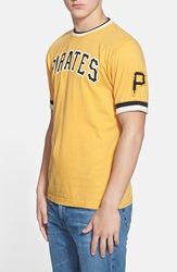 Red Jacket 'Pittsburgh Pirates Remote Control' T Shirt Gold