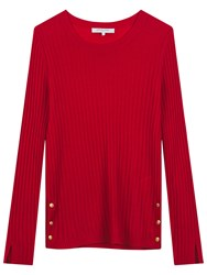 Gerard Darel Stinson Jumper Red