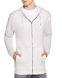 Zanerobe French Terry Hoodie Snow Marle