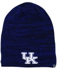 Top Of The World Kentucky Wildcats Slouch Knit Hat Royalblue