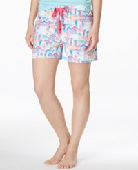 Charter Club Printed Boxer Shorts Only At Macy's Beach House