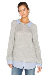 Soft Joie Diadem Pullover Gray