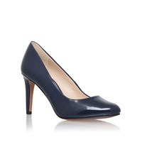 Nine West Handjive3 High Heel Court Shoes Navy