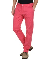 Uncode Trousers Casual Trousers Men Fuchsia