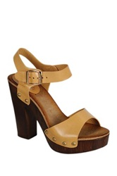 Refresh Alisa High Heel Sandal Brown