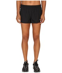 New Balance Lu Accelerate 2.5 Shorts Black Women's Shorts