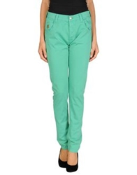 Htc Casual Pants Green