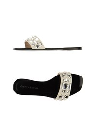 Anna Baiguera Footwear Sandals Women White