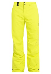 O'neill Hammer Waterproof Trousers Poison Yellow