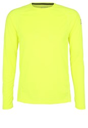 Your Turn Active Long Sleeved Top Neon Yellow