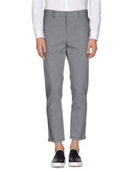 The Editor Trousers Casual Trousers Men Grey