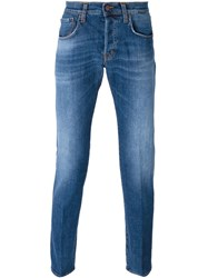 People People Regular Fit Jeans Blue
