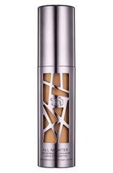 Urban Decay 'All Nighter' Liquid Foundation 7.75 Medium Dark Warm