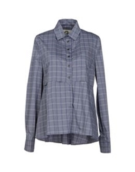 Patrizia Pepe Shirts Dark Blue