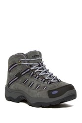 Hi Tec Bandera Mid Waterproof Hiking Boot Black