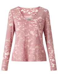 Alice By Temperley Somerset Lace Top Rose