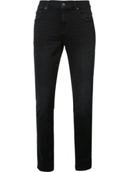 7 For All Mankind 'Paxtyn' Jeans Black
