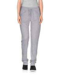 Majestic Trousers Casual Trousers Women Light Grey