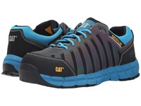 Caterpillar Chromatic Ct Dark Shadow Blue Men's Shoes Brown
