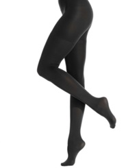 Star Power By Spanx Center Stage Shaping Tights Backdrop Black