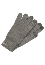 Boss Orange Graas Gloves Grey