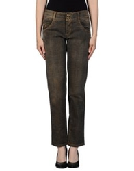 Ermanno Scervino Scervino Street Denim Pants Grey