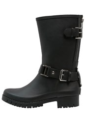 Colors Of California Wellies Black
