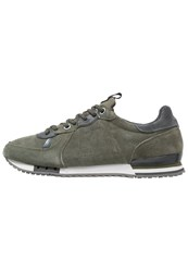 Pepe Jeans Tinker Treck Trainers Stout Oliv