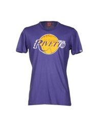 Joe Rivetto T Shirts Purple