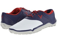 Vivobarefoot Linx Navy White Women's Golf Shoes Blue
