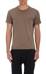 Nsf Men's Paulie Inside Out T Shirt Ivory