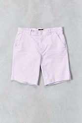 Cpo Crosby 9 Washed Chino Short Rose