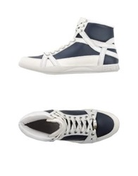 Frankie Morello High Tops And Trainers Dark Blue