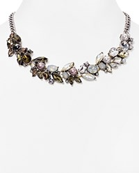 Dylan Gray Faux Pearl Statement Necklace 14
