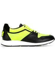 Philipp Plein 'Neon Wave' Sneakers Black