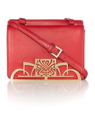Biba Grace Crossbody Handbag Red