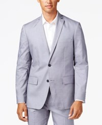 Inc International Concepts Men's Brooks Classic Fit Blazer Suit Separates Only At Macy's Dark Blue