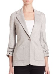 Bailey 44 Jane Jacket Grey Black