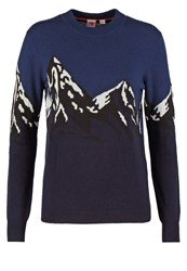 Lacoste Live Jumper Marinenoir Dark Blue