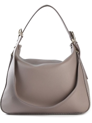 Bertoni 1949 'Maddi' Shoulder Bag Grey