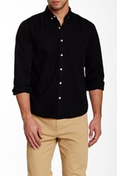 Vanishing Elephant Jacob Classic Long Sleeve Shirt Black