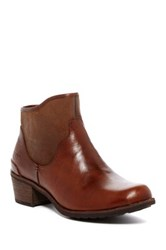 Ugg Penelope Genuine Shearling Lined Ankle Bootie Brown