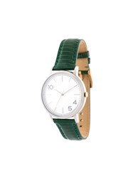 Forty Five Ten X Fossil Stainless Steel Dial Watch Green