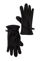 Timberland Dotted Palm Touchscreen Stretch Gloves Black