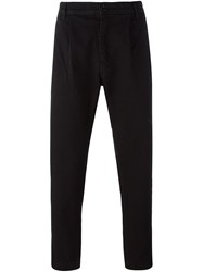 Etudes Chino Trousers Black