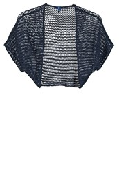 Tom Tailor Cardigan Real Navy Blue Dark Blue