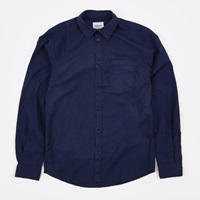 Norse Projects Anton Light Oxford Shirt Dark Navy