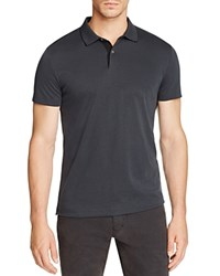 Theory Sandhurst Current Pique Relaxed Fit Polo Shirt Twombly