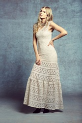 Nightcap Lace Maxi Gown